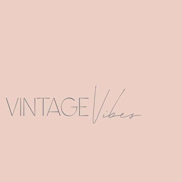 Other - Vintage Vibes price drops!